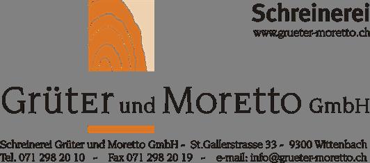 Grütter und Moretto